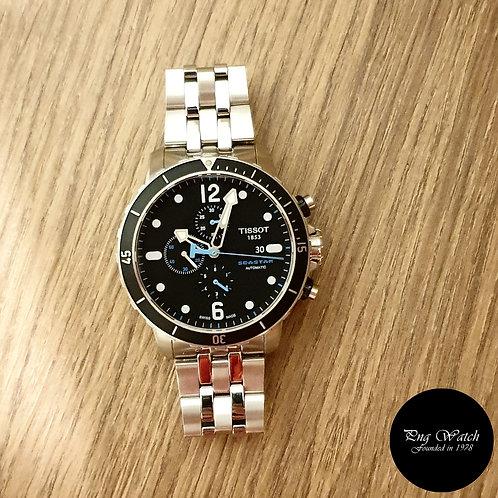 Tissot 48mm Seastar 1000 Chronograph Watch REF: T066427A (2)