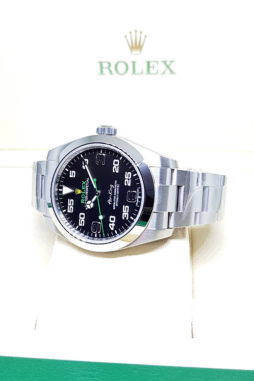 Rolex Oyster Perpetual 40mm Air King REF: 116900