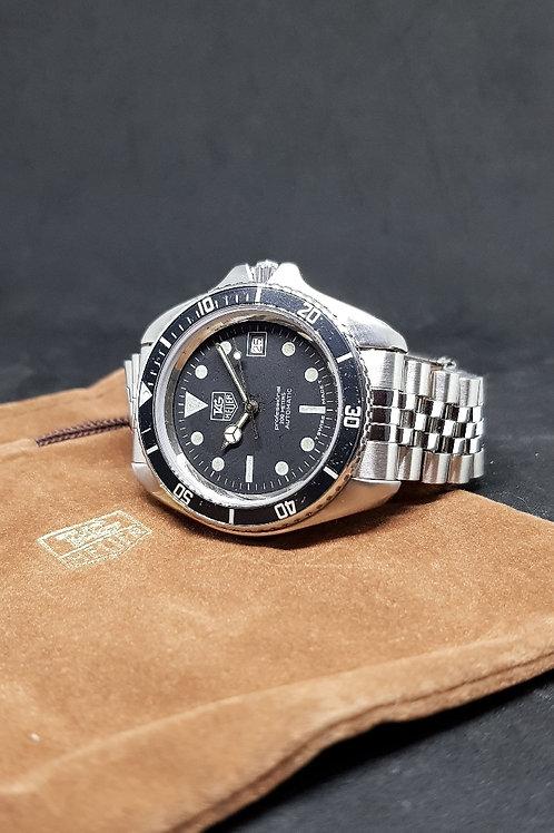 Vintage Tag Heuer Professional 200M Automatic Diver REF: 844/5