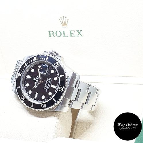 Rolex Oyster Perpetual Ceramic Black Submariner Date REF: 116610LN (2012)