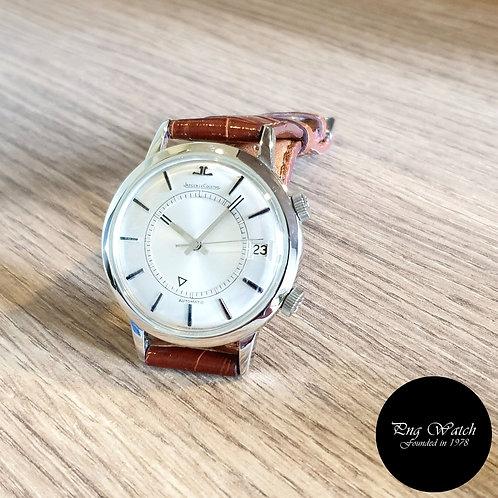 Vintage Jaeger Lecoultre 1960s Alarm Memovox Watch (2)