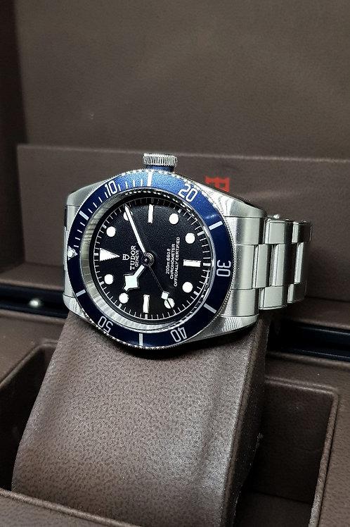Tudor Blue Bay in Bracelet REF: 79230B