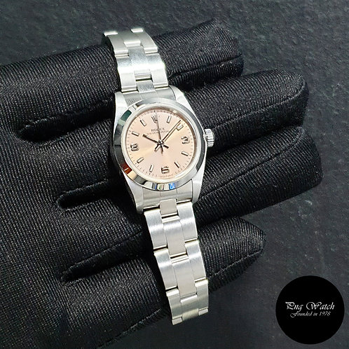 Rolex 26mm Ladies No Date Oyster Perpetual REF: 76080 (2)
