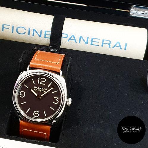 Panerai 47mm Radiomir 1938 S.E PAM 232 (New Old Stock)