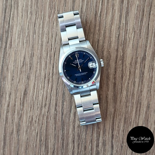 Rolex 31mm Blue Datejust REF: 78240 (2)