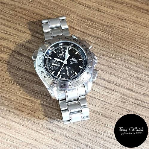 Omega Speedmaster Rattrapante Split Seconds Chronograph Watch (2)