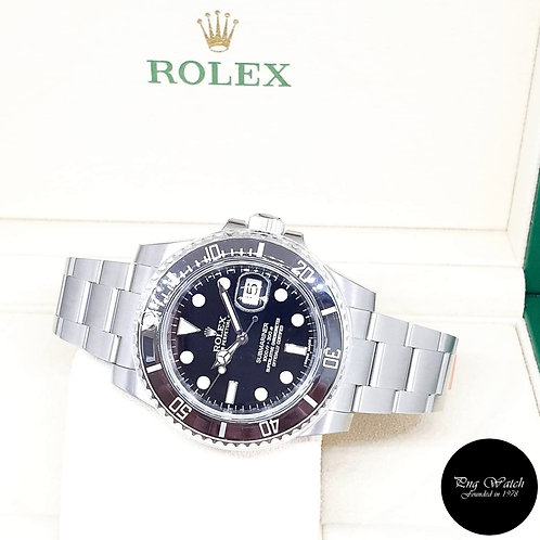 Rolex Oyster Perpetual Ceramic Date Submariner REF: 116610LN (NOS)