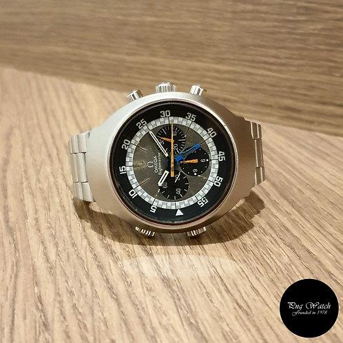"""Vintage Omega Flightmaster """"HELMET"""" Chronograph"""