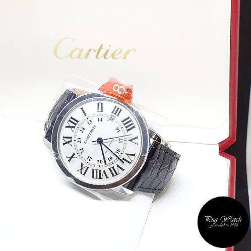 Cartier Ronde Solo Automatic 41mm Dress Watch REF: CRW6701010