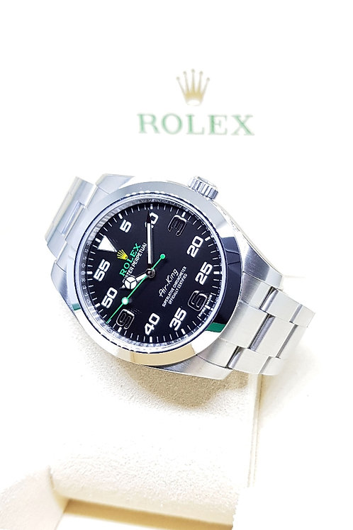 Rolex 40mm Oyster Perpetual Air-King REF: 116900