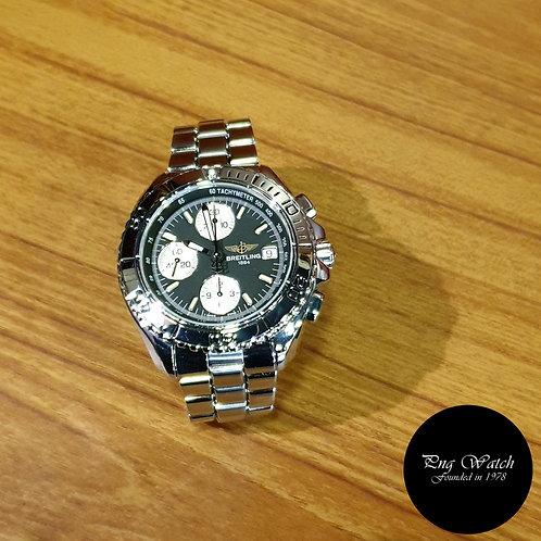 Breitling Shark Matte Black 41mm Chronograph Watch REF: A13051 (2)