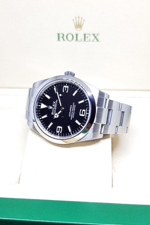 Rolex Black 39mm Explorer One MK2 REF: 214270