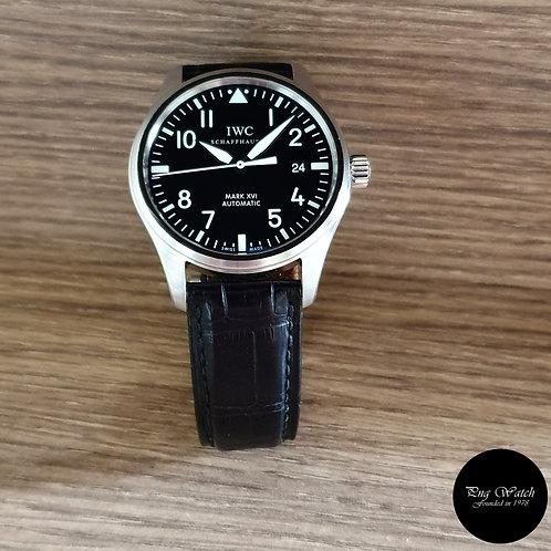 IWC Mark XVI Black Flieger Timepiece (2)