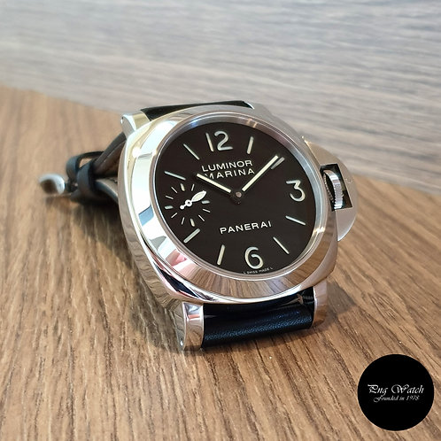 Panerai Luminor Marina Black Manual Winding watch PAM111 (2)