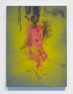 Dissolving into Yellow, 2017