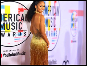 Best dressed Celebrity at the 2018 AMAs