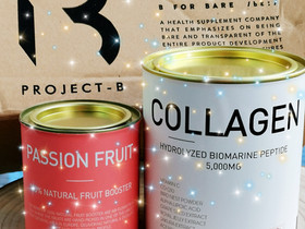 Collagen Fusion with Project B (B for Bare)