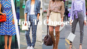 How To Choose The RIGHT Fashion Trend For You!