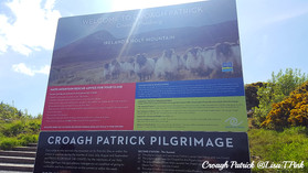 I conquered Croagh Patrick!