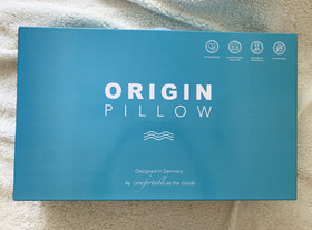 Sweet dreams with Origin Superior Coolmax® Latex Pillow