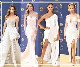 2018 Primetime Emmy Awards Best Dressed Celebrities