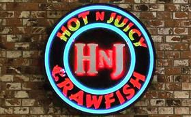 Finger Licking Hot N' Juicy Crawfish
