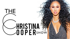 Christina Cooper breaks record in being the youngest television talk show host to produce her own te