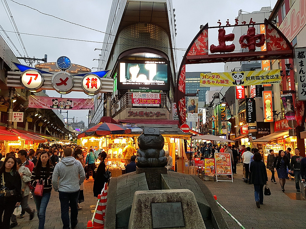 Ameyoko Shopping District