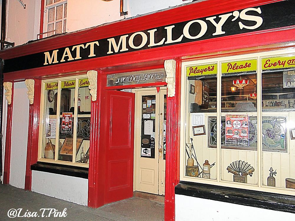 Matt Molloy's