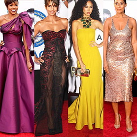 Best Dressed Celebs at the NAACP Image awards 2018