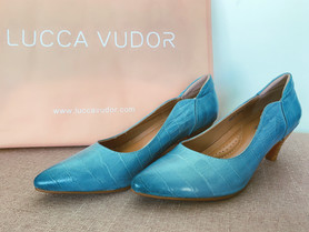 Shop online with Lucca Vudor (A Luxury Shoe Experience)