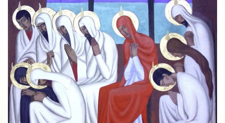 Join us for worship for the Feast on Pentecost, in person by reservation and online, May 23, 2021