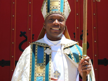 Join us June 21 for a Virtual Town Hall with Bishop Deon Johnson