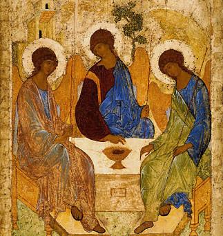 Bulletin and Invitation to worship online on Trinity Sunday, May 30, 2021