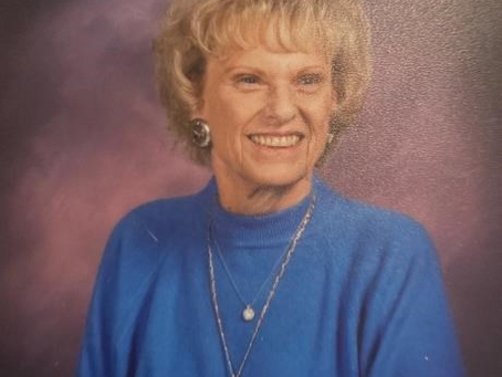 Bulletin for the Funeral of Dee Robinson, Saturday, July 10, 11 am