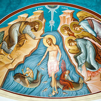 Tearing Back the Heavens: Sermon for the Baptism of the Lord