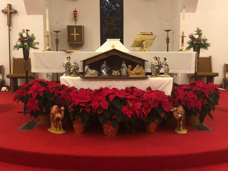 Special Christmas Services