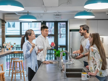 Co-living: la atractiva propuesta que cambia la forma de hospedarse en hoteles