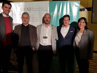 """TED LCNI"" en Expo Real Estate"