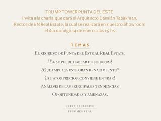 Evento de LCNI en La Trump Tower