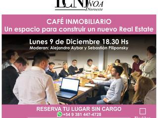 """Segundo """"Café inmobiliario"""" en LCNI NOA"""