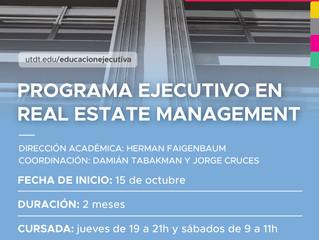 Programa Ejecutivo en Real Estate Management