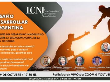 El desafío de desarrollar en Argentina