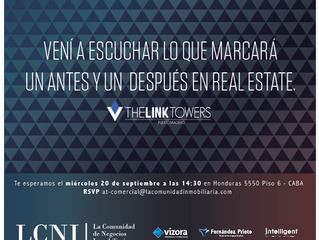 VIZORA LANZA THE LINK TOWERS