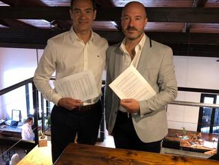 Convenio con el Colegio de Corredores Inmobiliarios de Tucumán
