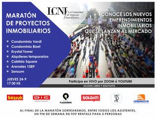 Maratón de proyectos