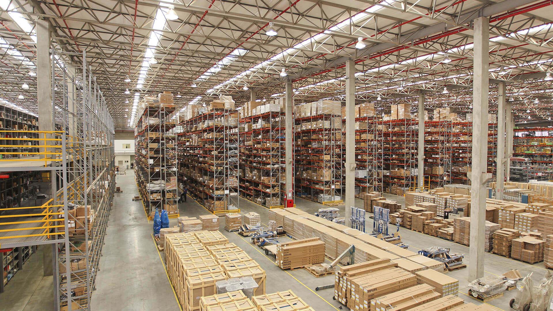 Warehouse & Storage Miami