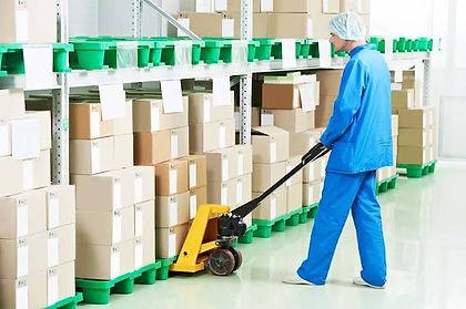 Transporte de Material Cirurgico e Hospitalar