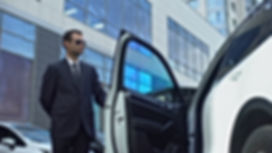 Transporte de Executivo