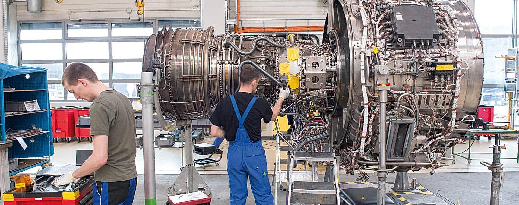 Aircraft-Parts- Repair